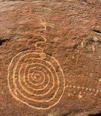 espiral piedra macrobioteca macrobiotica zaragoza