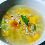 receta sopa de cebada macrobiotica macrobioteca zaragoza