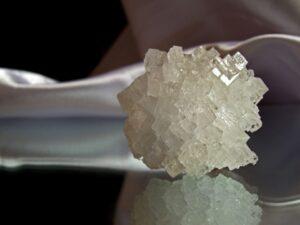 Los cristales macrobioteca