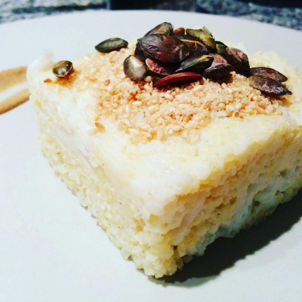 receta mijo con coliflor macrobiotica macrobioteca zaragoza
