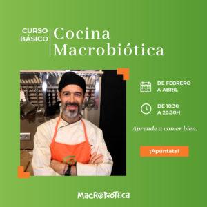 Curso Básico Cocina Macrobiótic